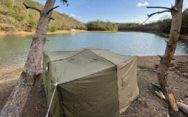 沢の池キャンプ